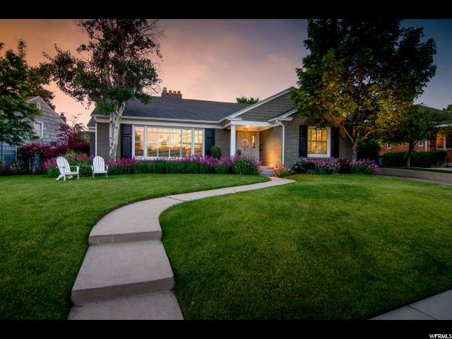 Home for sale at 1955 E Laird Dr, Salt Lake City, UT  84108. Listed at 1250000 with 5 bedrooms, 5 bathrooms and 4,470 total square feet